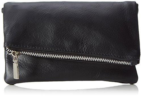Bags4Less Damen Venezuela Clutch, (Schwarz), 3x33x19 cm