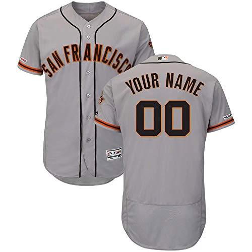 Personalisierter Neues T-shirt (Top Epoch Personalisierte Herren-Baseball-Shirts, 19-20 Neue, individuell gestaltete Namen und Nummern-Baseball-Shirts, T-Shirts für mehrere Teams)