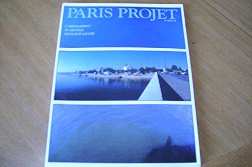 Paris projet, numéro 29 : Aménagement du secteur Seine rive gauche par Collectif