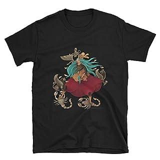 MrPISHOOK Aban (Scorpio) - Short Sleeve Unisex T-Shirt