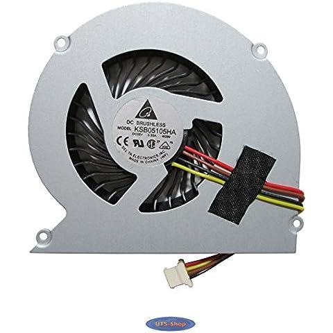 Acer Aspire 4830 4830T 4830TG Procesador del ordenador portátil ventilador, refrigerador