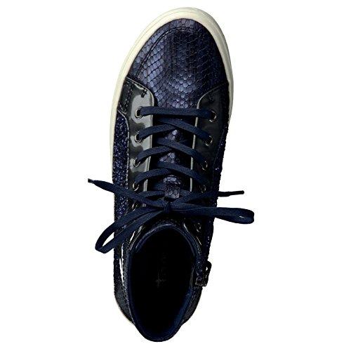 Donne Sneaker 36 37 38 39 40 41 Navy glam Tamaris Trend 1-25206-267 toccarlo blau