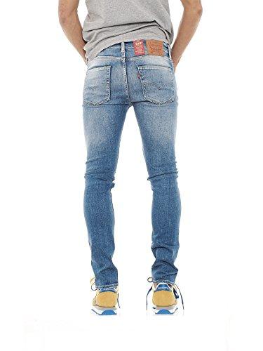 "Levi's® Herren Jeans ""519"" Skinny Fit Blau"