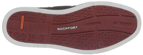Rockport Vacation Rdy Two Eye, Herren Bootsschuhe Braun (dark Bitter Chocolate)