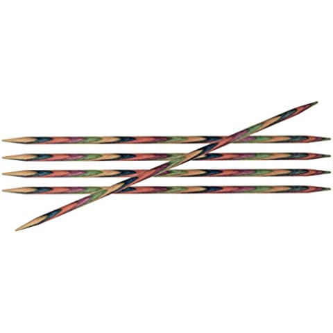 Knitpro Symfonie - Ferri per calzino 15 cm e 20 cm 4.00