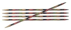 KnitPro 20120 Nadelspiel Symfonie Holz 15 cm, 3,50 mm