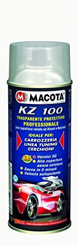 MACOTA KZ 100 - Trasparente protettivo professionale lucido 400ml