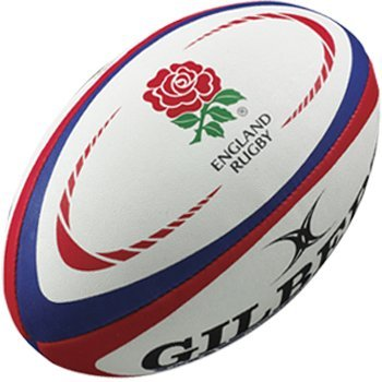 Rugby Ball England Replika Design- Gr. 5