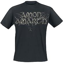 Amon Amarth Against T-Shirt schwarz