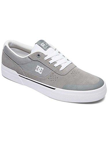 Dc Shoes Switch Plus S - Skateschuhe Für Männer Adys300399 Grey / White