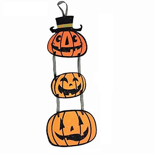 Halloween Elemente - Heatigo Halloween hängende Dekorationen, Halloween Zeichen