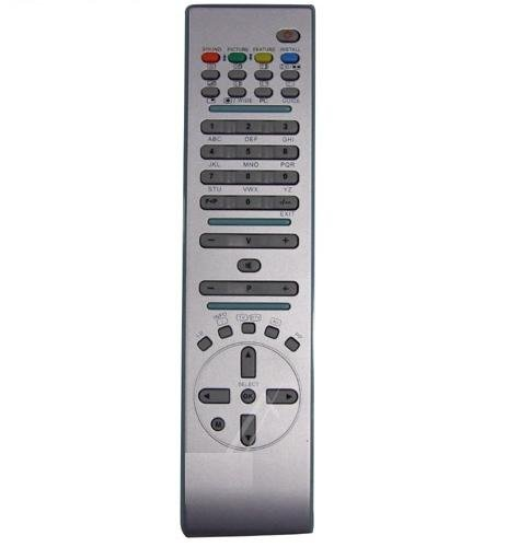 NEW GENUINE VESTAL RC1072 TV REMOTE FOR MATSUI LUXOR MIKOMI WHARFEDALE & HITACHI 37LD8D20U