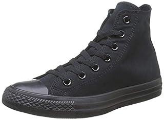 Converse CTAS Hi Chaussures de Fitness Mixte Adulte, Black (Black Mono), 46.5 (B004C3DBSE) | Amazon price tracker / tracking, Amazon price history charts, Amazon price watches, Amazon price drop alerts