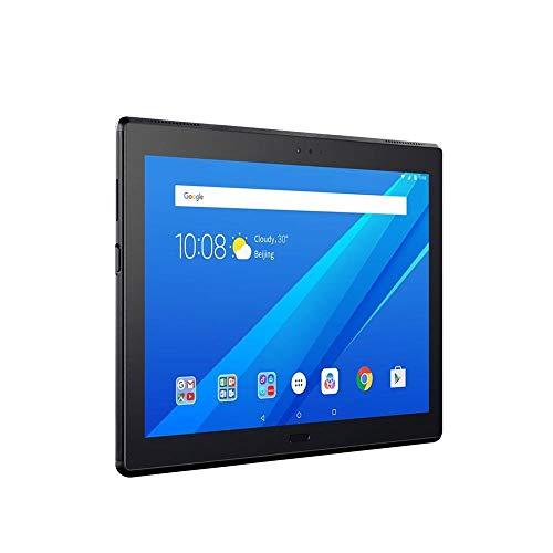 """Lenovo Tab 4 10 Plus (ZA2R0156GB) - 10.1"""" FHD Tablet PC Qualcomm MSM8953, 3GB RAM, 16GB Storage, 4G LTE, Android 7.1 - Black"""