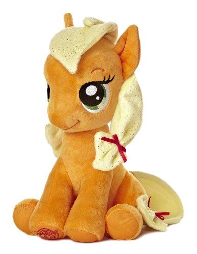 Applejack My Little Pony sitzen 25,4cm Plüsch