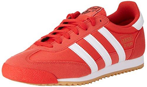 huge discount ca1b3 2bd86 adidas Dragon Og, Zapatillas de deporte Hombre, Rojo (RedFtwr White