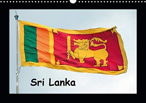 Sri Lanka Impressionen (Wandkalender 2020 DIN A3 quer)
