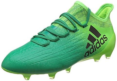 Adidas X 16.1FG Herren Fußballschuh, grün–(Versol/negbas/Vol)