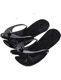Amazon.it  Pantofole massaggianti - Infradito e ciabatte da spiaggia ... 74f2d0c1a5a