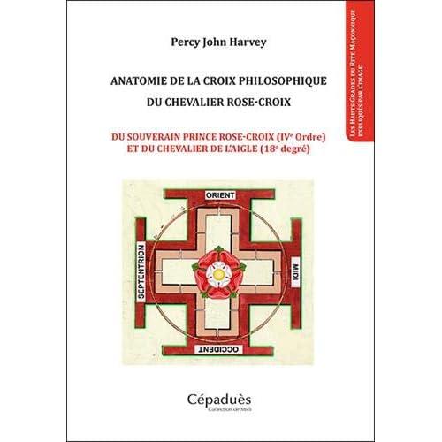 Anatomie de la croix philosophique du chevalier rose-croix
