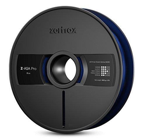 zort RAX 5902280822523ASA de Z Pro Filament, 1,75mm, 800g, bleu