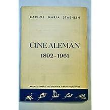 CINE ALEMÁN - 1892 - 1961