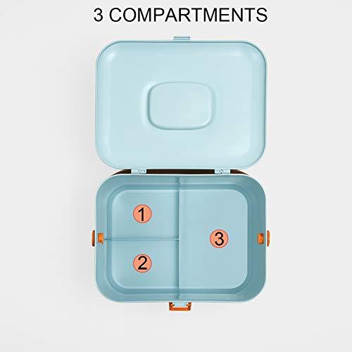 41nDGhbY8SL - DreamyLife Caja de Almacenamiento de Medicamentos Caja de Medicamentos Caja Maquillaje Botiquín Caja de Almacenamiento de Plástico Botiquín de Primeros Auxilios