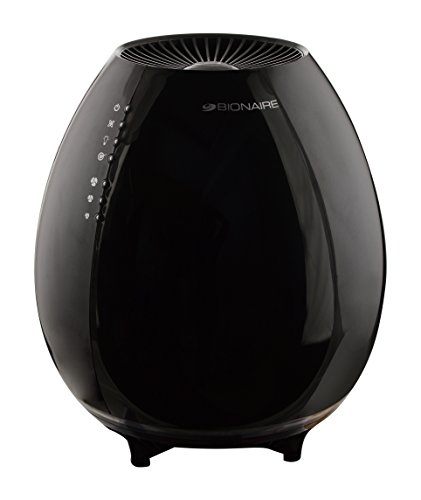 Bionaire BAP600HBK 33-Watt Air Purifier (Black)
