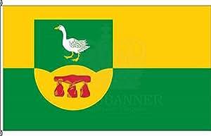 Hochformatflagge Goosefeld - 150 x 400cm - Flagge und Fahne