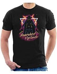 V For Vendetta Anarchist Vigilante Men s T-Shirt fa5a3c6e711