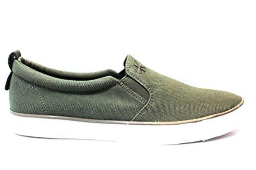 Calvin Klein Jeans Armand, Espadrilles Homme Vert
