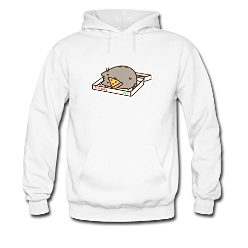 Pusheen Unicorn Pizza Pusheen Unicorn Pizza For Boys Girls Hoodies Sweatshirts Pullover Outlet