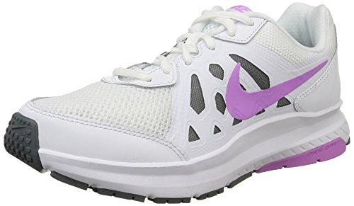 Nike Zapatillas Wmns Dart 11 Blanco/Morado EU 38.5 (US 7.5)