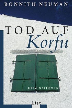 Buchseite und Rezensionen zu 'Tod auf Korfu' von Ronnith Neuman