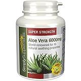 Aloe Vera 6000mg | Favorise la digestion | 360 Comprimés