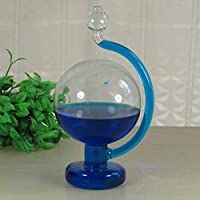 Bebliss Water Drop Weather Forecast Bottle, Weather Glass Barometer Weather Forecast Forecast Gifts And Decorations