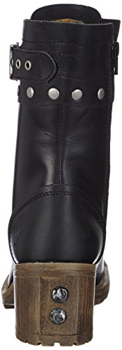 Fly London Lask, Boots femme Noir (black 000)