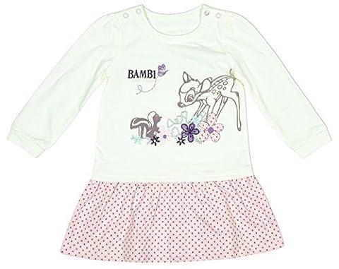 Bambi Disney - Bébé Filles Disney Bambi & Amis Robe