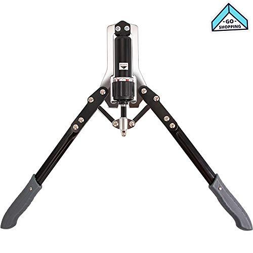 NICEE Hydraulikdruck Brust und Arm Builder 10-150KgEinstellbarer Krafttrainer mit Power Twister und Einstellbarer Kraft