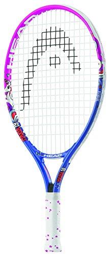 HEAD Kinder Maria Tennisschläger, blau/Rose, 25-Inch (Age 8-10)