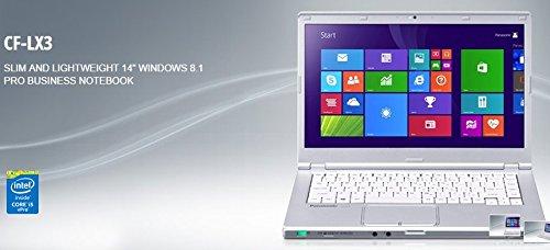Panasonic Toughbook - CF-LX3 SLIM AND LIGHTWEIGHT 14