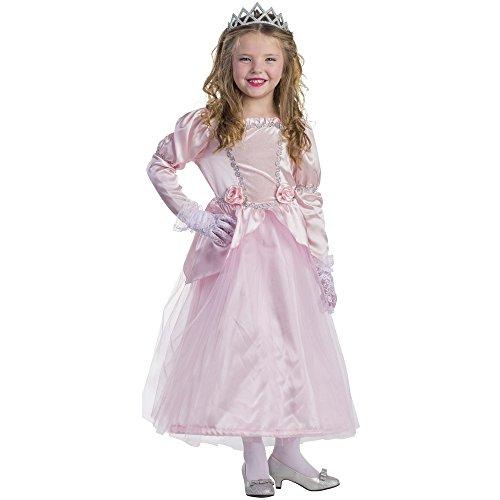Dress Up America Mode Mädchen bezaubernd Prinzessin Kostüm (Mädchen-prinzessin Dress Up)