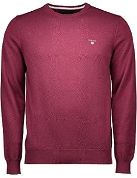 Gant 1503.088581 Suéter Hombre rojo 605 S