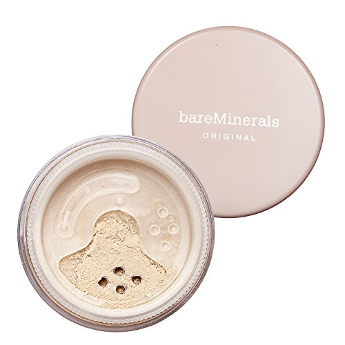 Bare Minerals Original Foundation SPF15 Fair- Deluxe Style Pink Cap 8 g