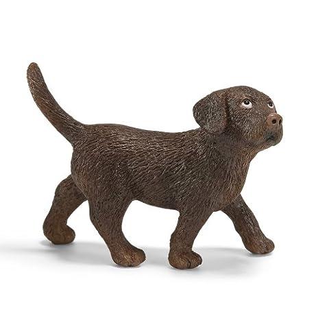 Schleich - 16388 - Figurine - Animaux - Labrador Chiot