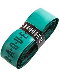 Raquex Ersatz PU Schlägergriff Griffbänder: Tennis, Squash, Badminton. Hochwertiger Ersatzgriff Griffband, kein dünner Überzug