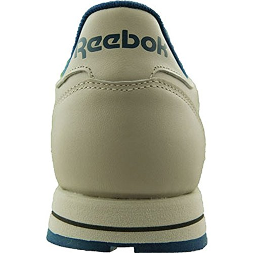 Reebok Classic Leather, Sneakers Basses Homme beige