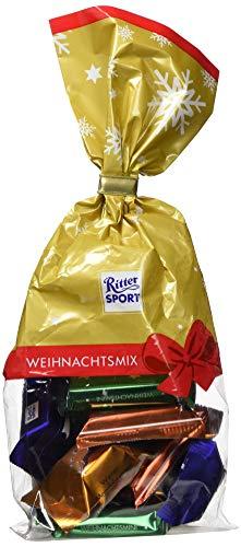 Ritter Sport Weihnachts-Mix Beutel, 98 g