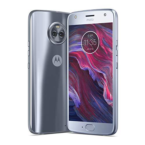 Motorola Moto X4 Dual SIM - Motorola Moto X4 Dual SIM - 64GB, 4GB RAM, 4G LTE, Sterling Blue