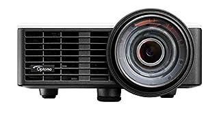 Optoma ML1050ST Vidéoprojecteur Portable LED WXGA HD Ready de 1000 Lumens, Courte focale (diagonale de 58'' à 1 mètre) pour présentations et films, ultra portable (tout petit), HDMI MHL, VGA/USB Reade (B07B3ZXR9V) | Amazon price tracker / tracking, Amazon price history charts, Amazon price watches, Amazon price drop alerts